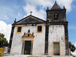 Sao Joao Batista dos Militares Church Olinda