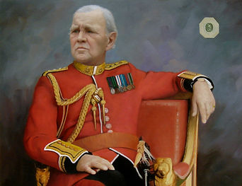 Colonel Michael Carrington