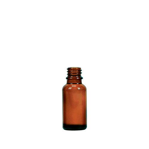 Braunglasflasche GL18 20ml 156 Stk.