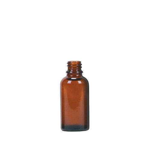 Braunglasflasche GL18 30ml 110 Stk.
