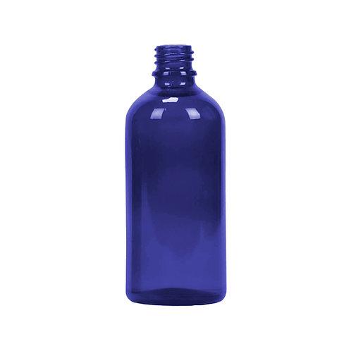 Blauglasflasche GL18 100ml 70 Stk.