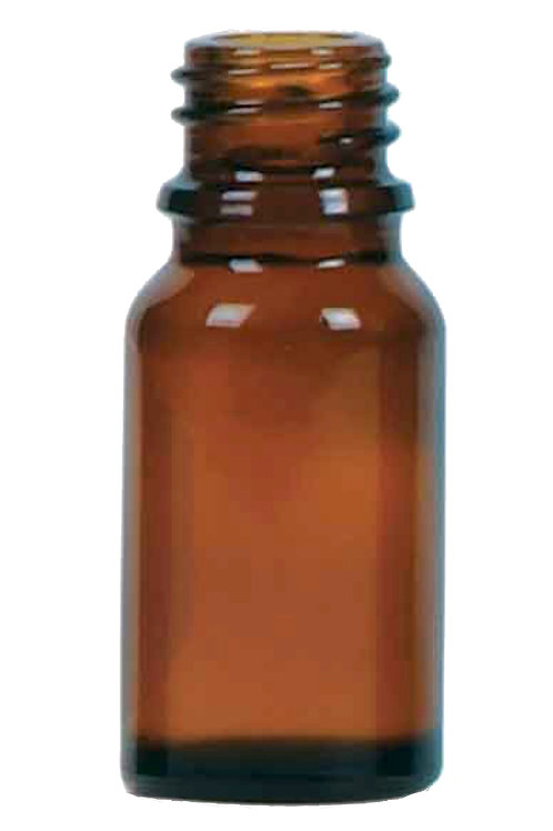 Braunglasflasche GL18 10ml 187 Stk.