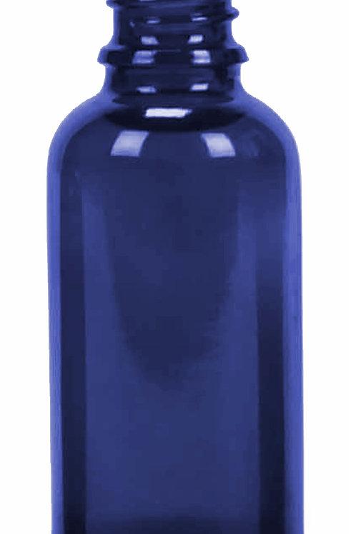 Blauglasflasche GL18 30ml 110 Stk.