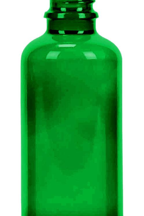 Grünglasflasche GL18 50ml 88 Stk.
