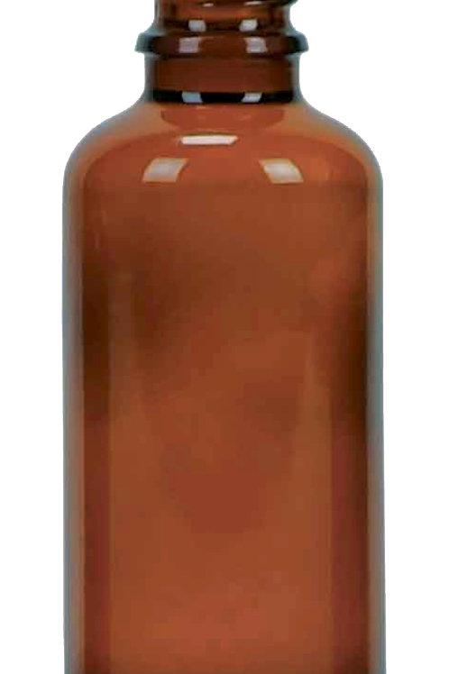Braunglasflasche GL18 50ml 88 Stk.