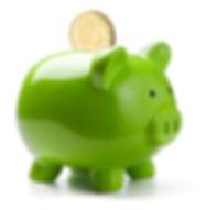 Cost Plus Piggy Bank