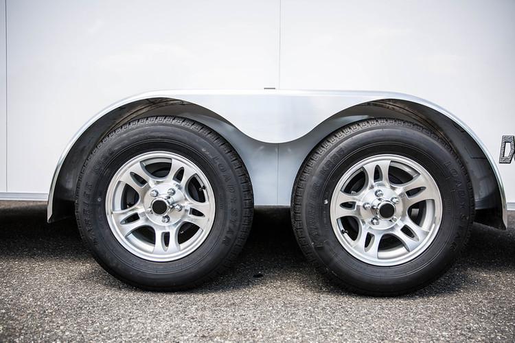 Elite Cargo Trailer Wheels