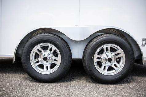 Elite Cargo Trailer Wheels