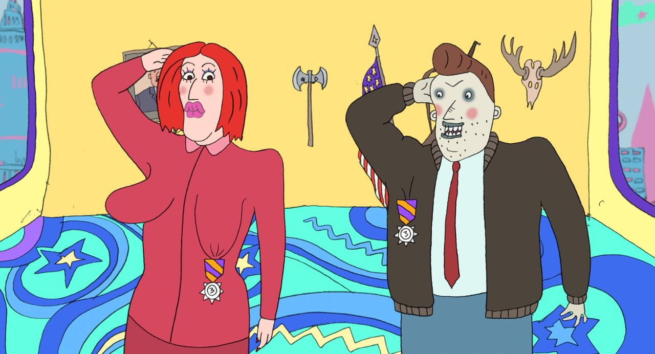 """Frank and Wendy"" (2003-2005, 66'30"")"
