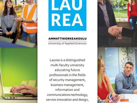 Laurea University of Applied Sciences RDI activities