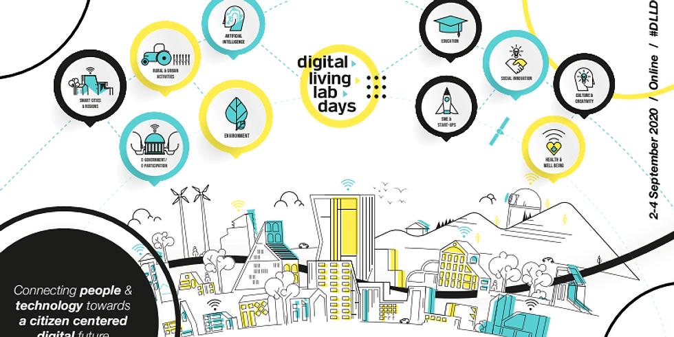 CCO participates in Digital Living Lab Days 2020