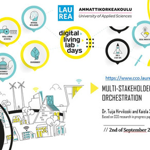 Presentations from CCO workshop on key success factors of orchestration at DLLD 2 Sept 2020