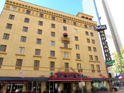 Hotel San Carlos in Phoenix, AZ