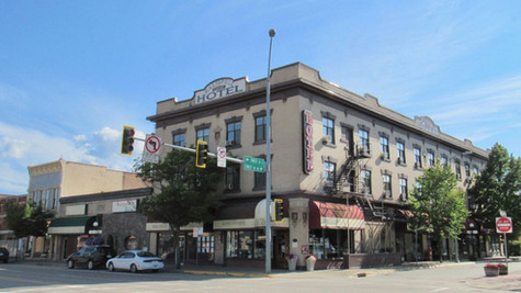 Ghosts of Kalispell Grand Hotel