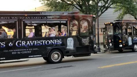 Boston Ghost Tours