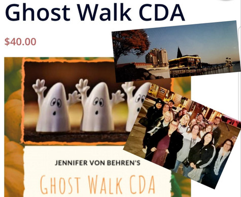 CDA Ghost Walk