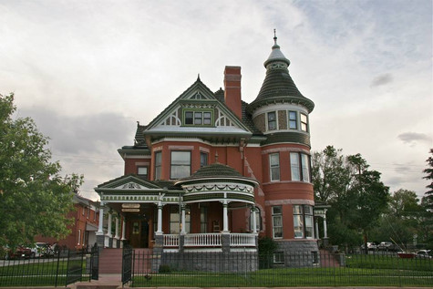 The Ferris Mansion Bed and Breakfast in Rawlins, WY