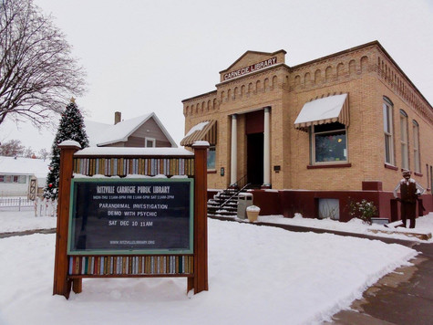 Ritzville Carnegie Library