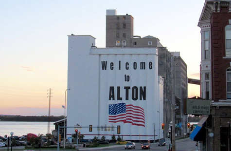 Haunted Alton, IL