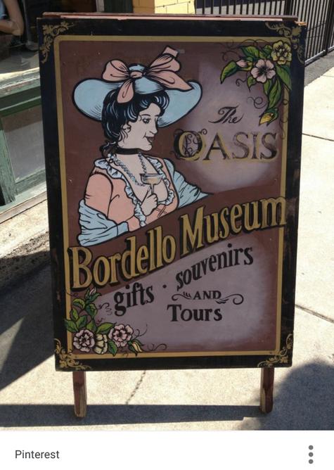 Oasis Bordello Museum, Wallace, ID