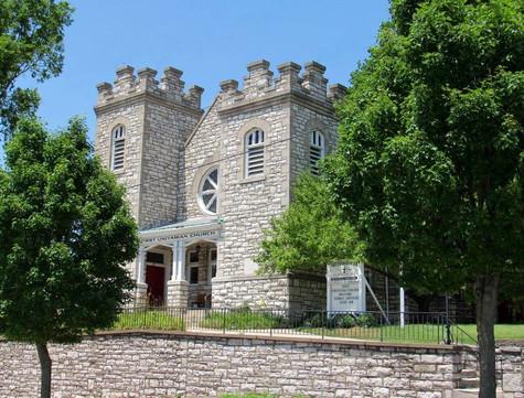 The First Unitarian Church in Alton, IL