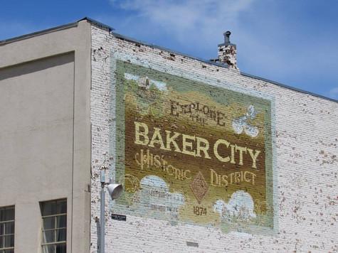 Haunted Baker City, Oregon