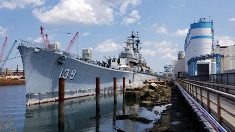 Haunted USS Salem