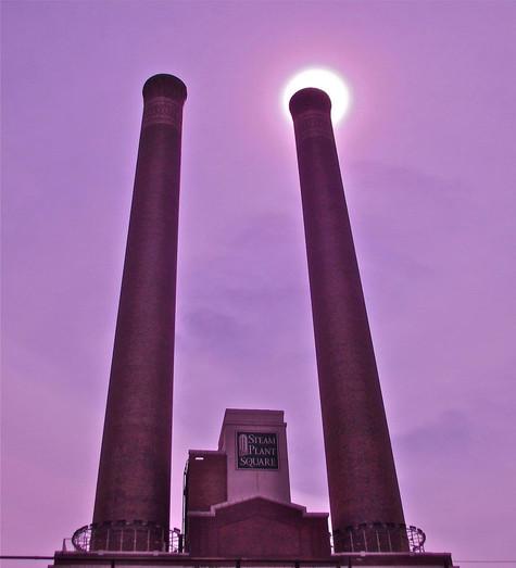 The Steam Plant in Spokane, WA