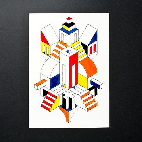 pieces #18