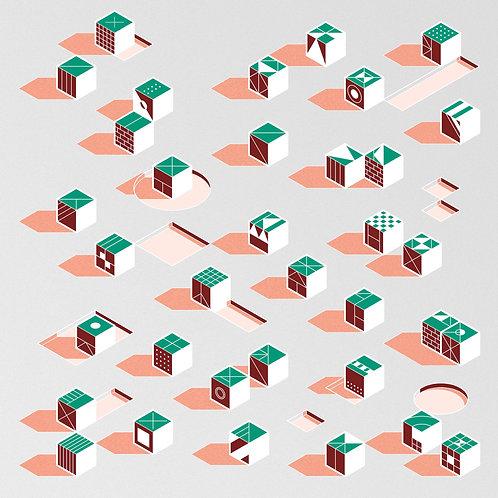 composición cúbica #01