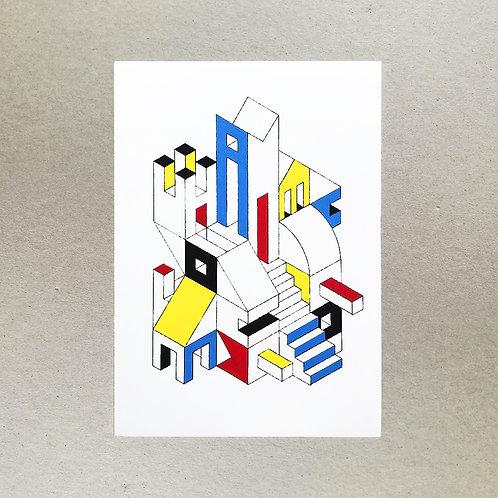 pieces #14