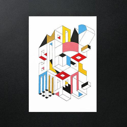 pieces #09