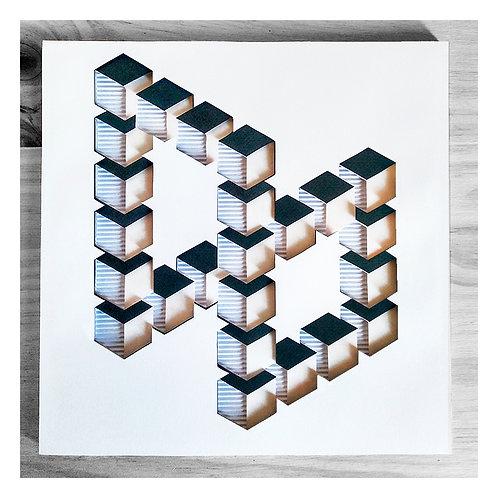 holy geometry #09