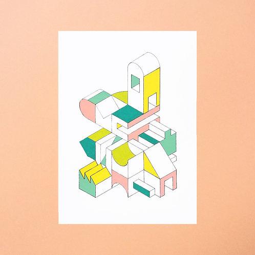 pieces #16