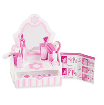 Beauty Salon Playset, Melissa and Doug Beauty Salon, Melissa and Doug Wooden Toys, Beauty Salon