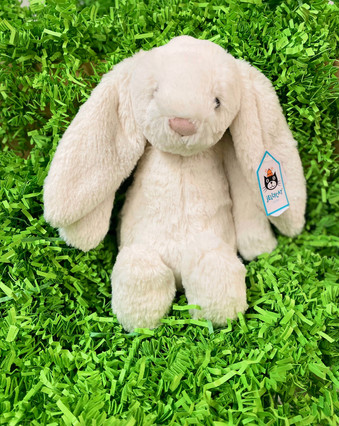 Jellycat White Bunny