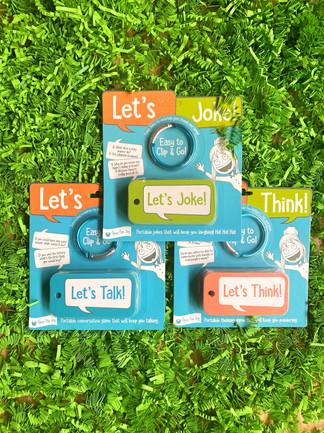 Let's Joke/Think/Talk Cards
