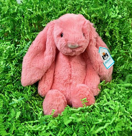 Jellycat Dark Pink Bunny