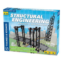 Structural Engineering Science, Science Kits, Engineering Kits