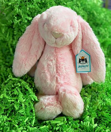 Jellycat Pink & White Bunny