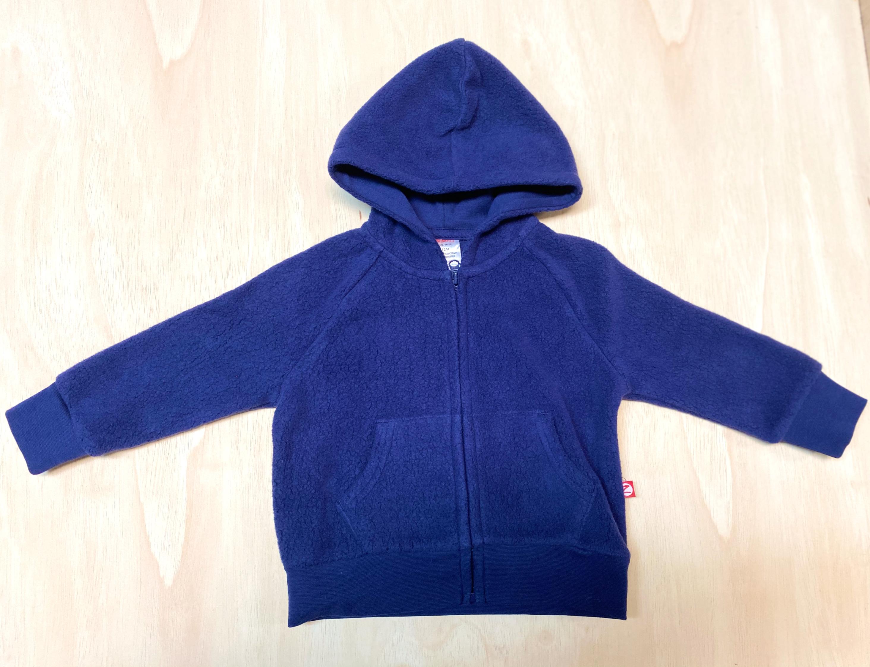 Zutano Fleece Sweatshirt
