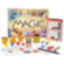 Thames and Kosmos Magic Gold, Magic Science kits, New magic sets, Learn Magic,