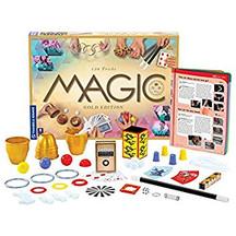 Thames and Kosmos Magic Gold, Magic Science kits, New magic sets, Learn Magic,