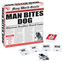 Man Bites Dog Game; Family Game; Games for adults