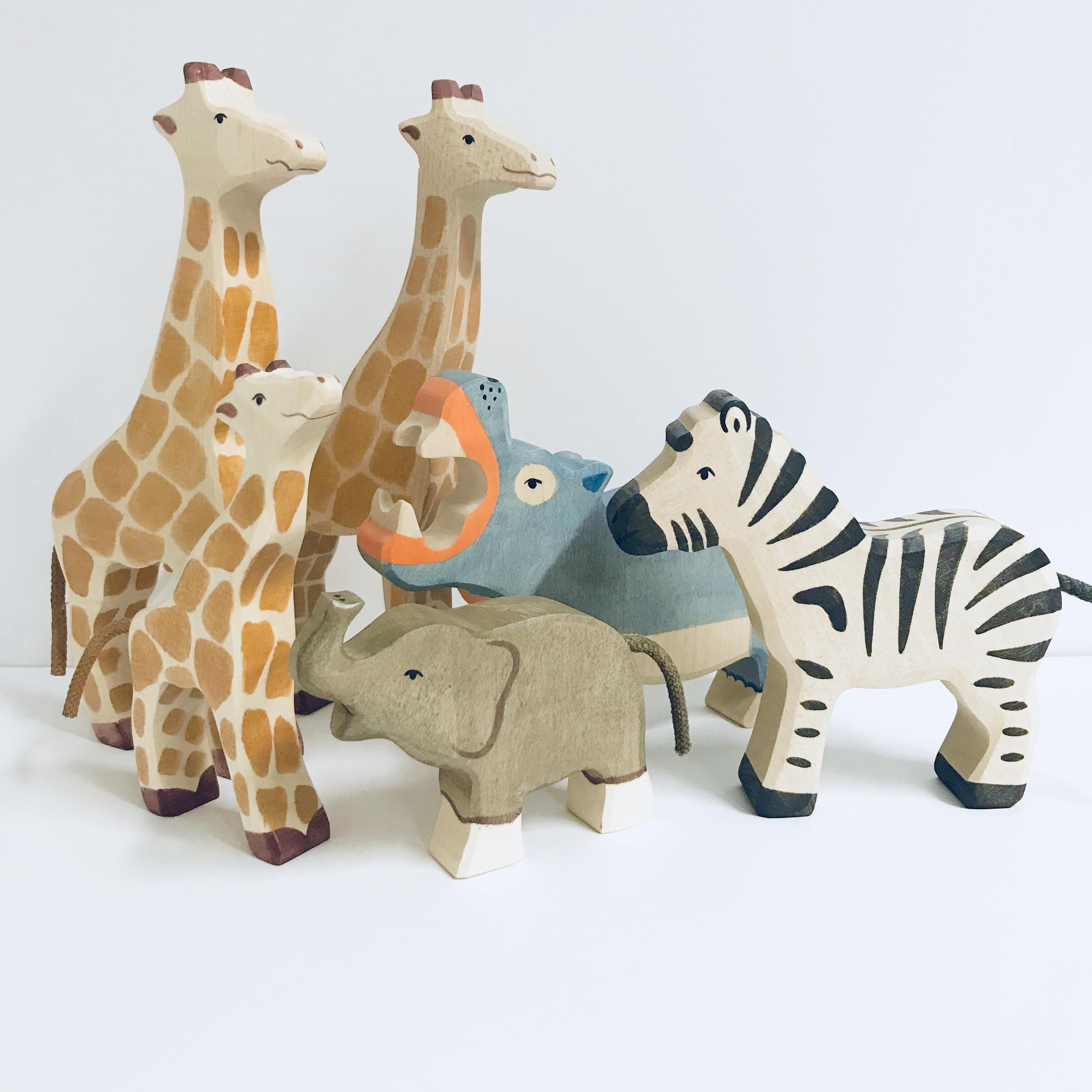 Holtziger Wooden Animals