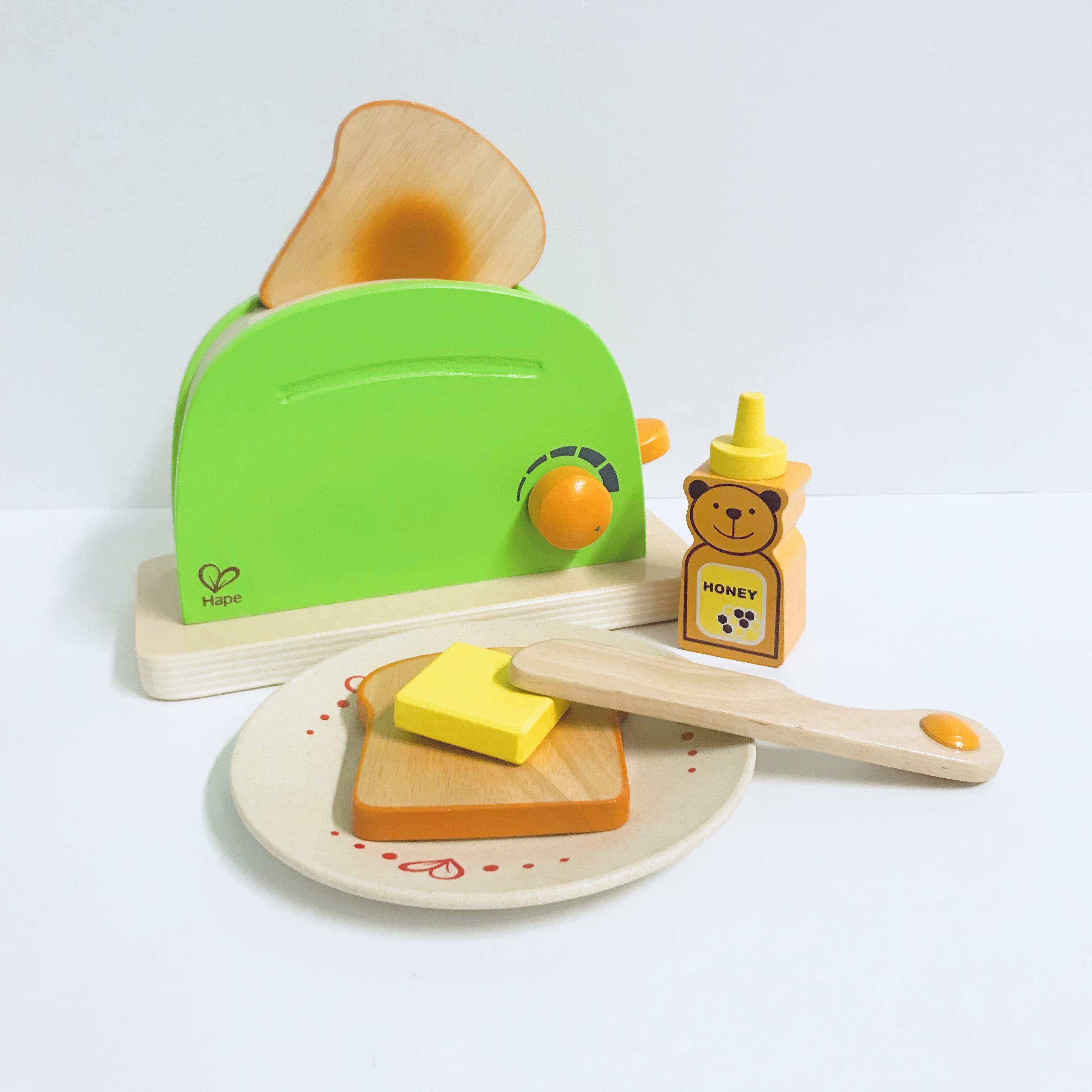 Hape Wooden Toaster