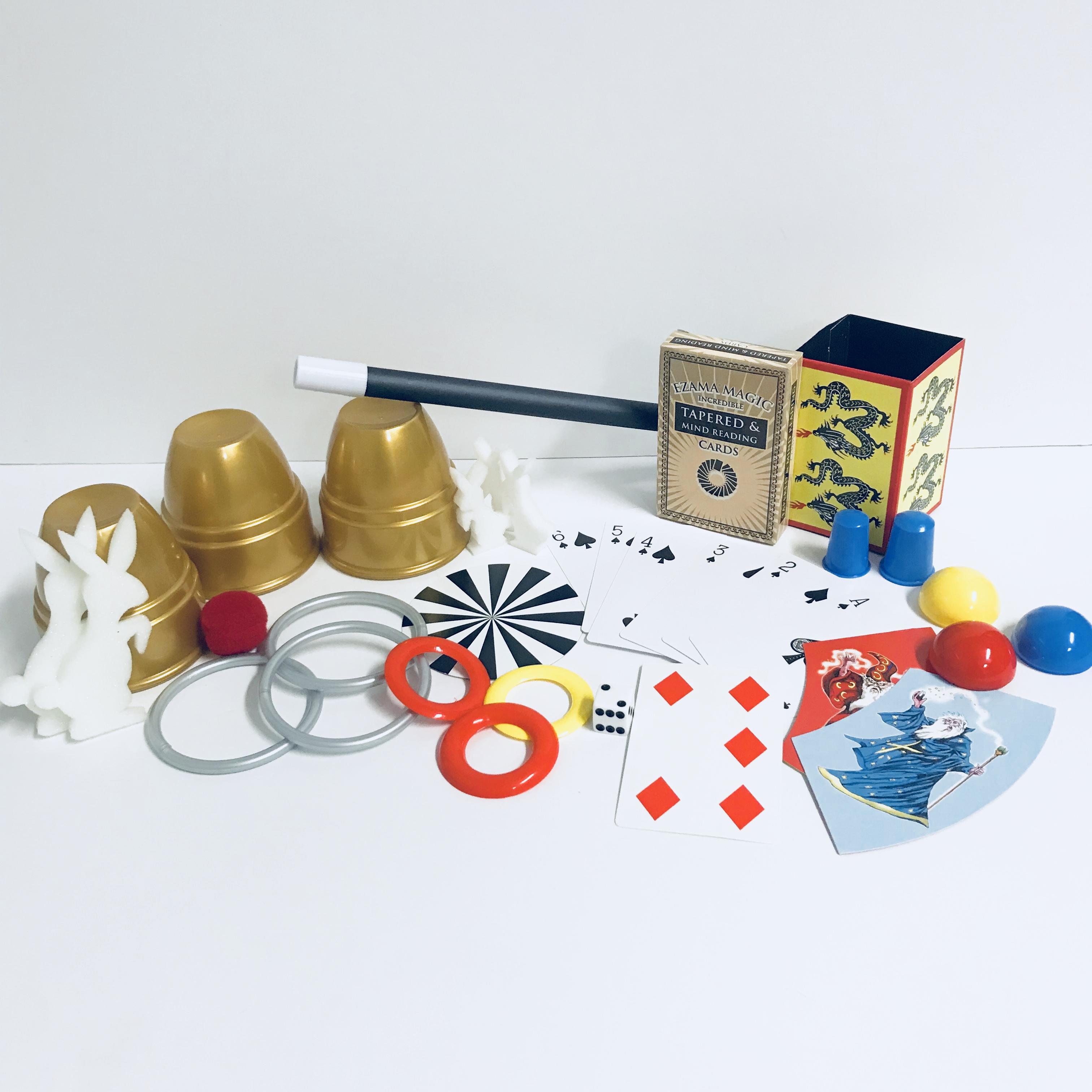 Gold Edition 150 Magic Tricks