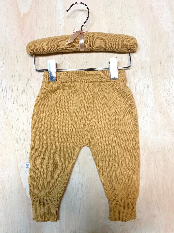 Elegant Baby Knit Pant