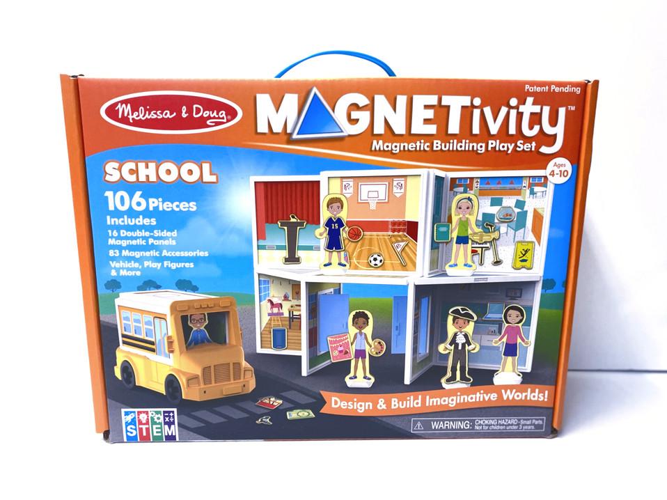 Magnetivity