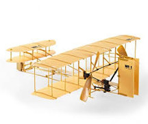 White Wings Wright Flyer, Bulsa Planes, Wright flyer replica